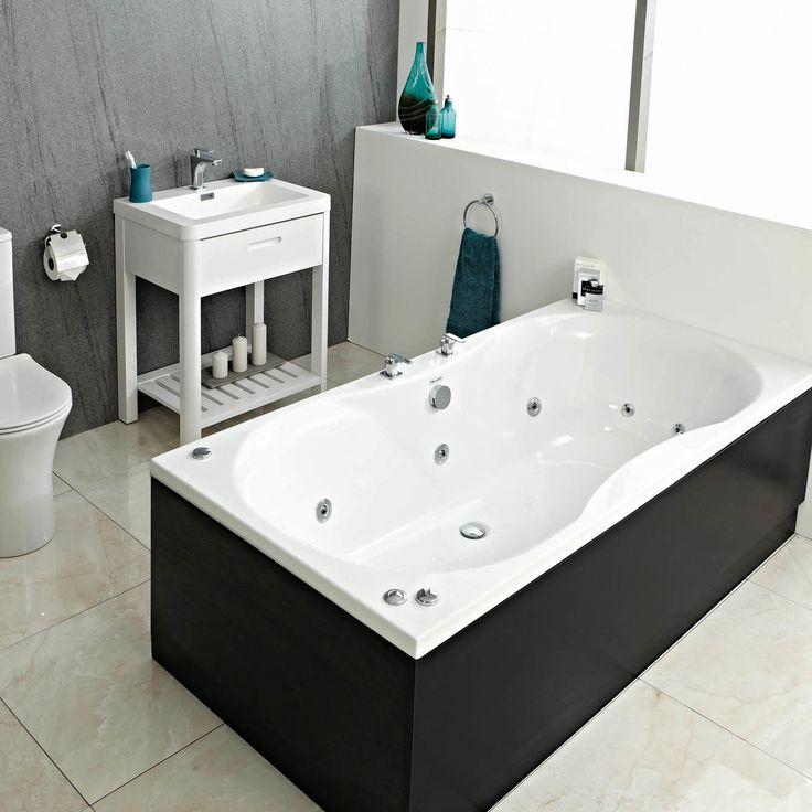 9 best Body Zone Whirlpool Baths images on Pinterest | Bathroom ...