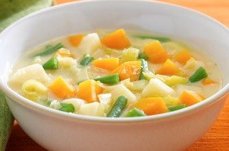 10 summer soup recipes - Chunky vegetable soup - goodtoknow