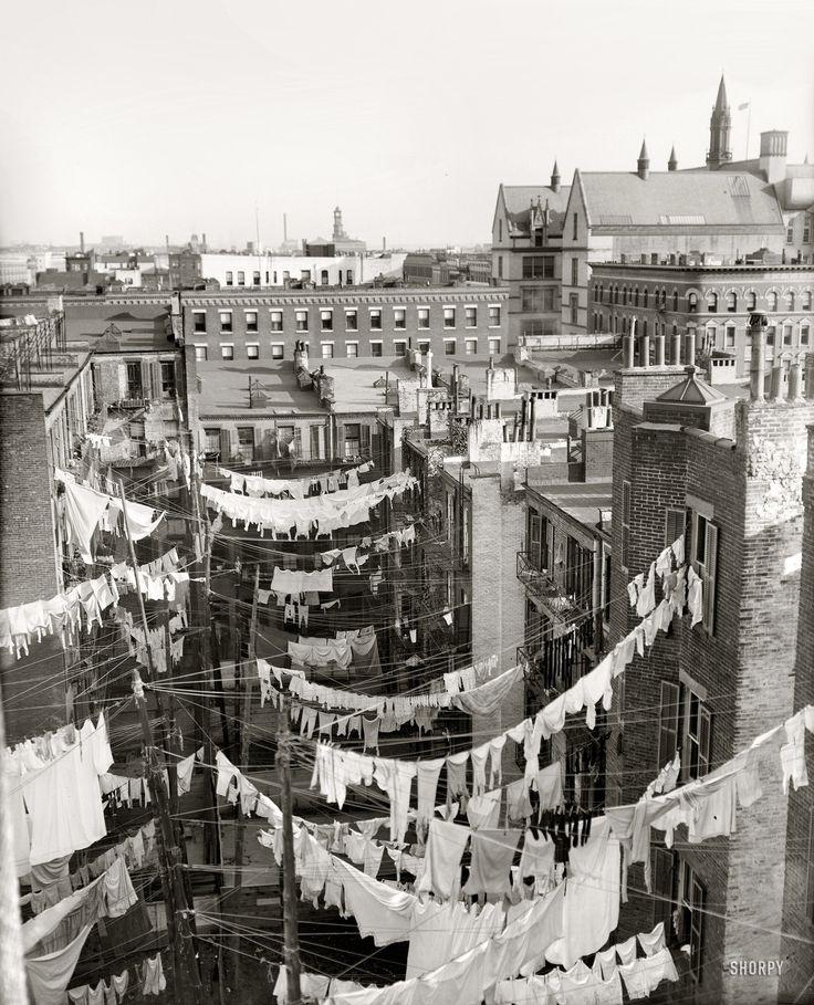 NYC. Tenement Halls, ca.1900 Same same as construction of elegant Grand Central Station. #richpoordivide