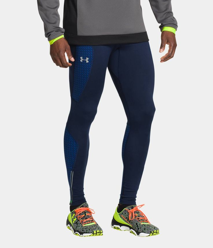 Men's UA ColdGear® Infrared Run Pants - The value of these in cold temps is underestimated. Seriously.
