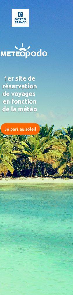 METEO FRANCE par Météo-France - Prévisions météo gratuites à 15 jours sur la France, les régions et les départements