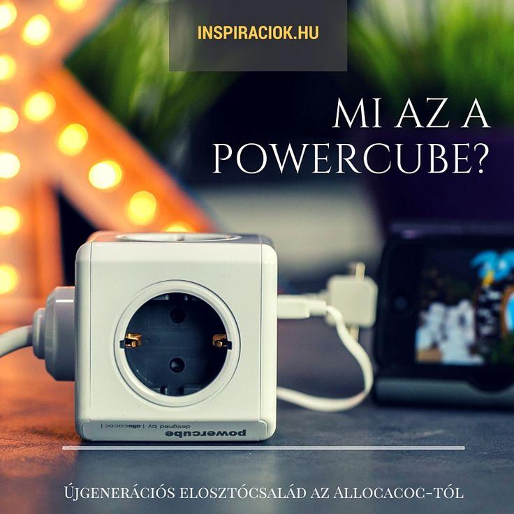 Powercube  |  Az újragondolt elosztó