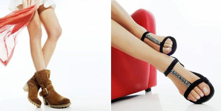 Colección de zapatos Fosco primavera-verano 2014