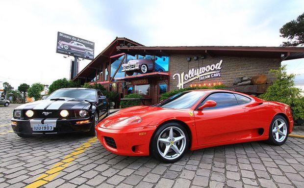 Hollywood Dream Cars, Gramado, Rio Grande do Sul