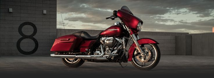 Do you want plush, top-end touring technology and infotainment or unruly stripped down bagger style? We vote yes.