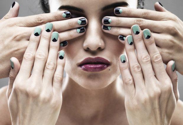 Zupełnie inny french manicure