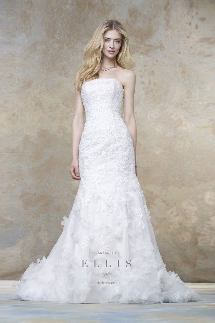 2Ellis Bridals 2016 Wedding Dresses | itakeyou.co.uk #weddingdress #weddinggown: