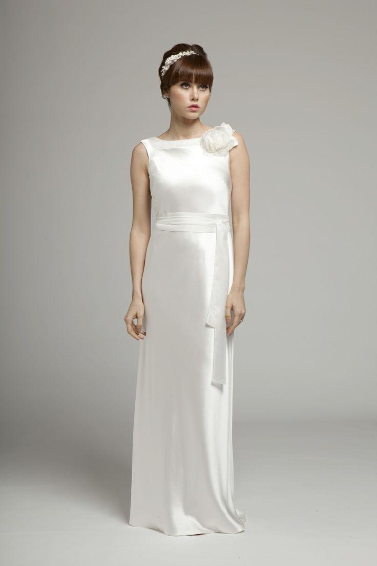 Melanie Potro Bridal Couture - Daisy Wedding Dress - 30s inspired Wedding Gown