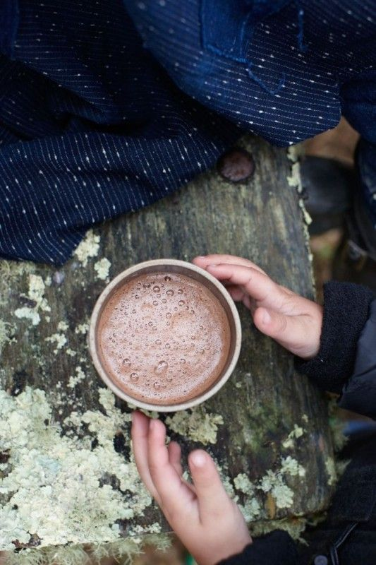 This makes a great handmade Christmas Gift : Hot Chocolate like you've never tasted before. Is Jamie Oliver's Epic Hot Chocolate, Well.....Epic?