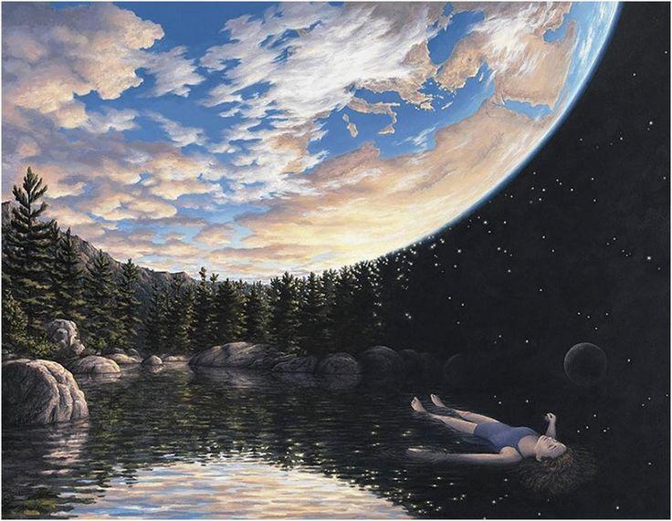 30 нереальных оптических иллюзий, которые перевернут твое сознание. Бесподобное искусство! — Строка.рф