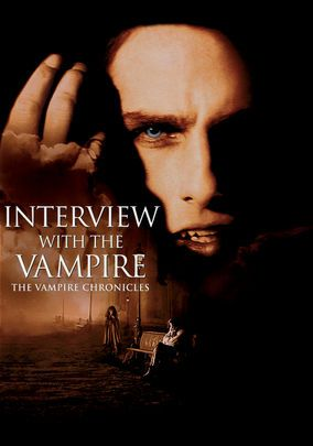 """Interview with the Vampire"" Love Anne Rice, love this book, love the movie!"