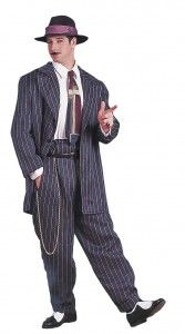 Zoot-Suit-burlesque-men-clothing-costume | Male Dressings | Pinterest | Costume Ideas Burlesque ...