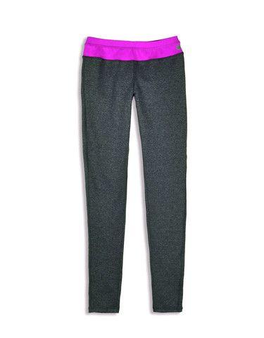 Girls Knit Yoga Legging $24.00
