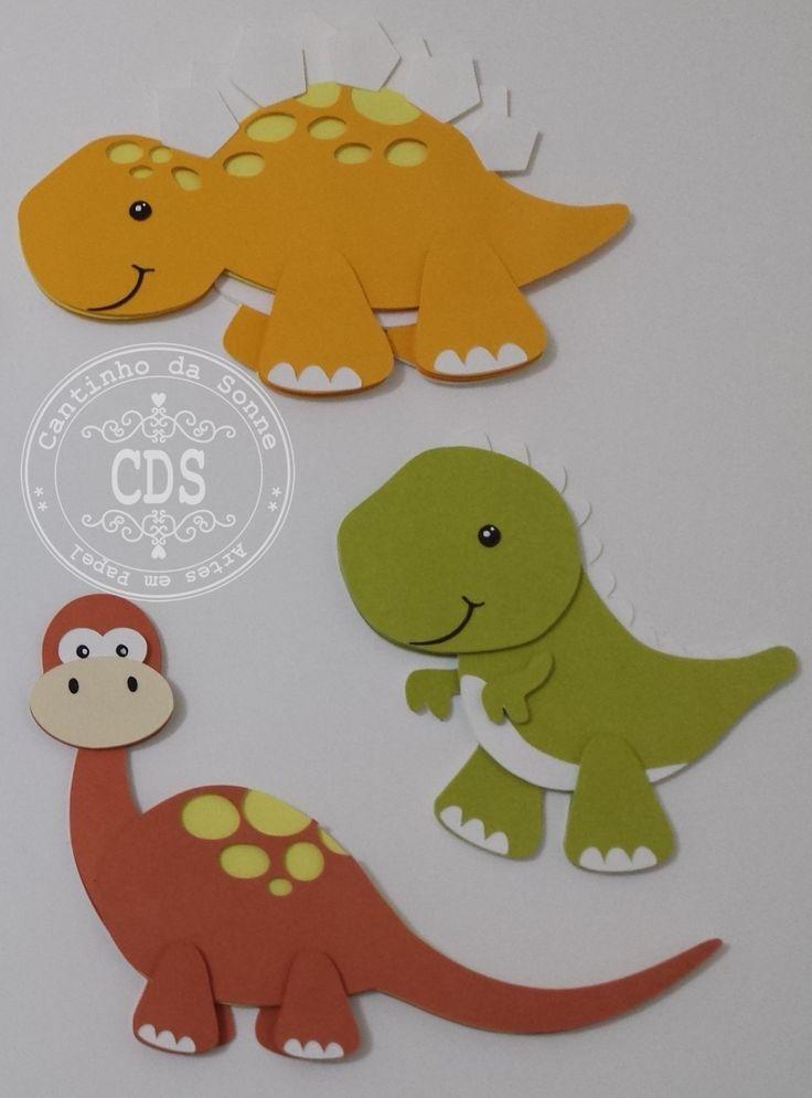Dinossauros em relevo para quadrinhos     Personalizamos de acordo com sua preferência!     Produzido sob encomenda!           Orçamento ...