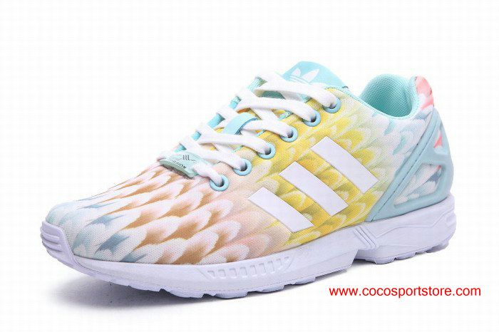 Adidas ZX Flux Angel Wings Womens Summer Shoes