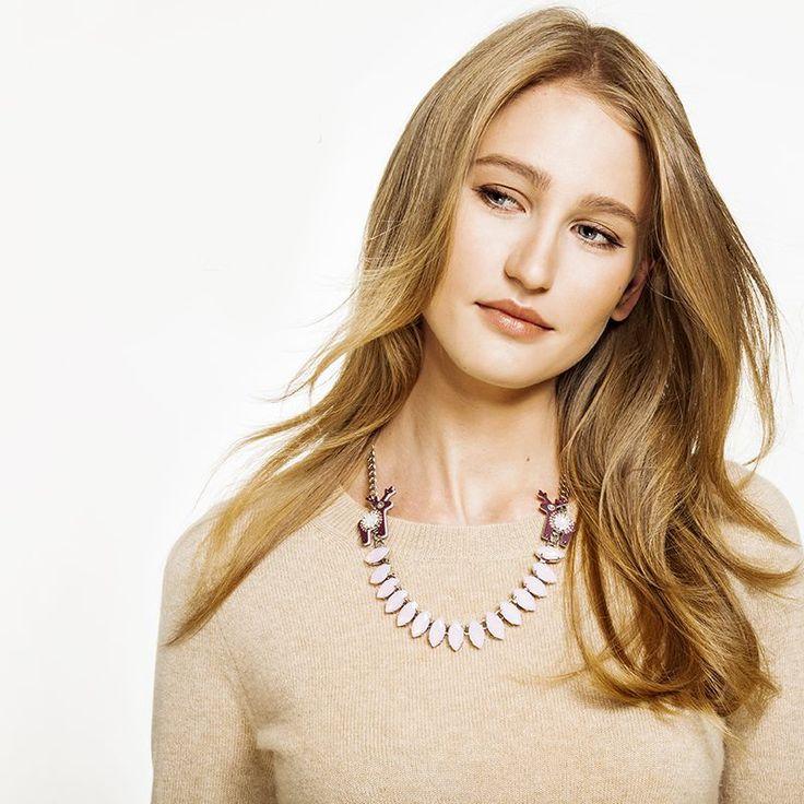 Jelení šperky - Superexcelenta, modelka: Karolína Vavřichová – finalistka CZTM 2014