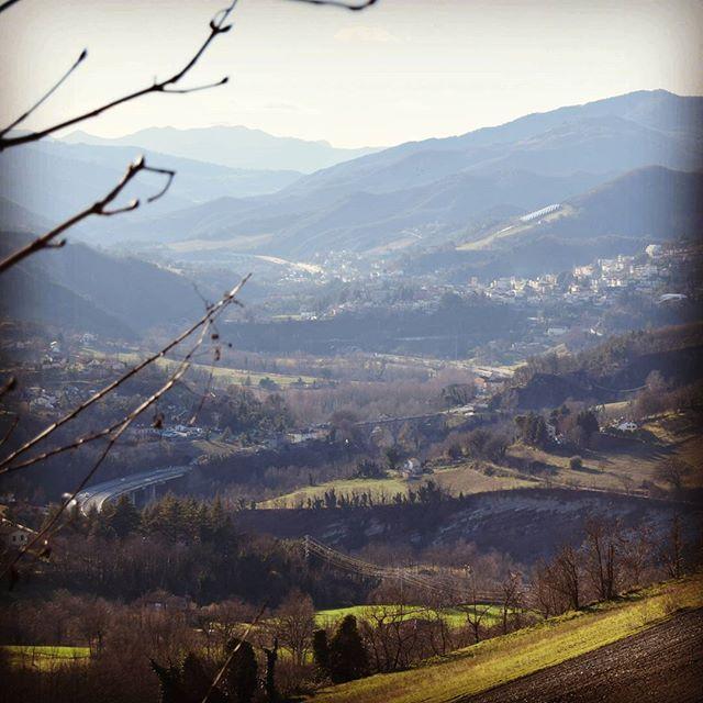 La Valle #valledelsavio #montepetra