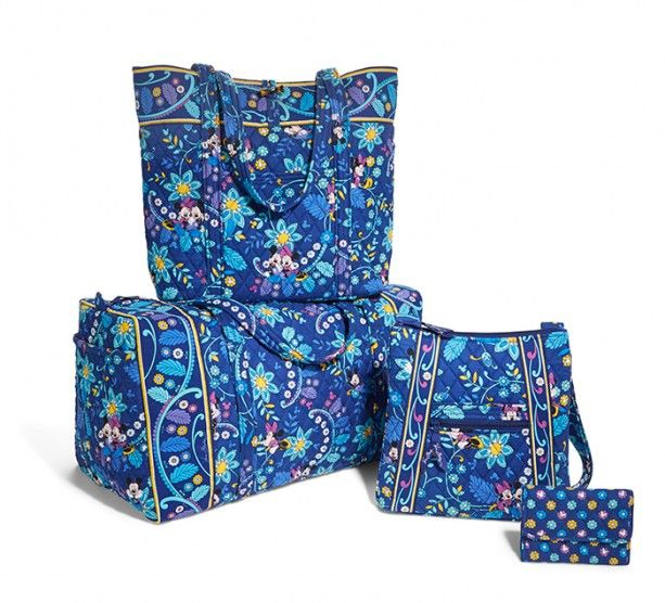 New Color for Disney Collection by Vera Bradley Coming September 19 to Marketplace Co-Op in Downtown Disney Marketplace