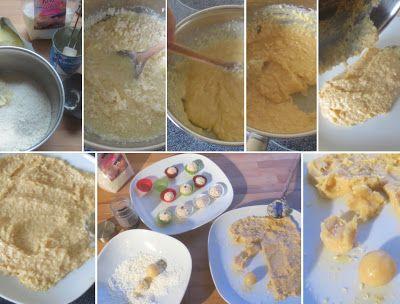 Zubereitung Brasilianische Kokosbällchen (Beijinho de Coco)