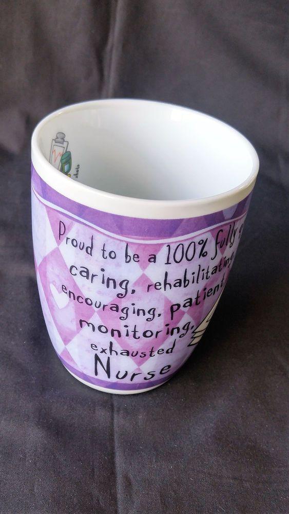 Nurses Call All The Shots Coffee Mug, History and Heraldry, 12 oz. mug | Collectibles, Decorative Collectibles, Mugs, Cups | eBay!