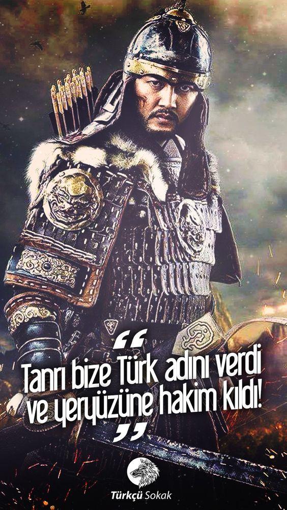 Cengiz Kağan.