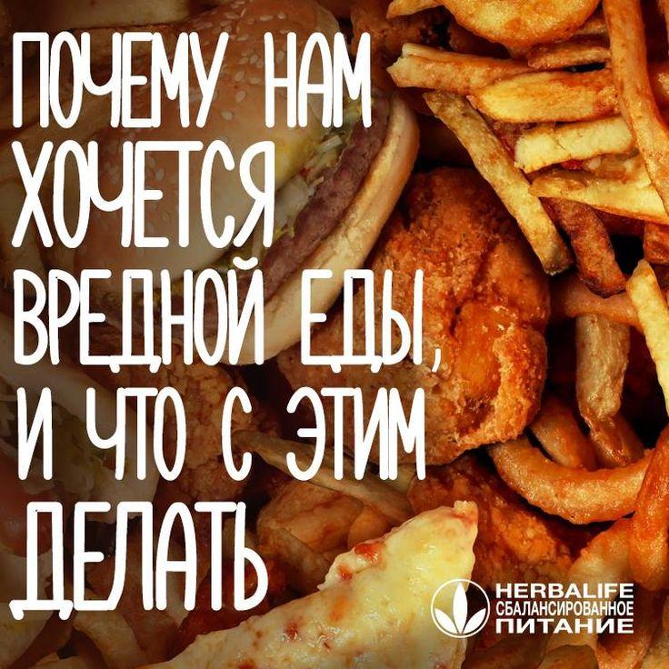 Вредная #еда портит фигуру, ухудшает самочувствие и не приносит никакой пользы. 1. Стимуляция вкусовых рецепторов. Основная причина - в обилии вкусовых ощущений, которые мы испытываем, поедая, к примеру, тот же #фаст-фуд. Ведь количество всевозможных специй, добавок и соусов на квадратный сантиметр еды тут просто зашкаливает! У сбалансированной пищи вкус, как правило, не такой насыщенный. 2. Динамическая контрастность. Сочетание различных ощущений в одном продукте – например, хрустящая…