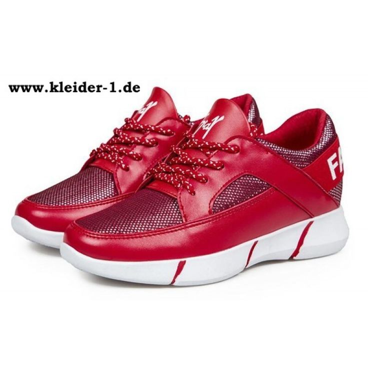 Rote Damen Sneakers Online