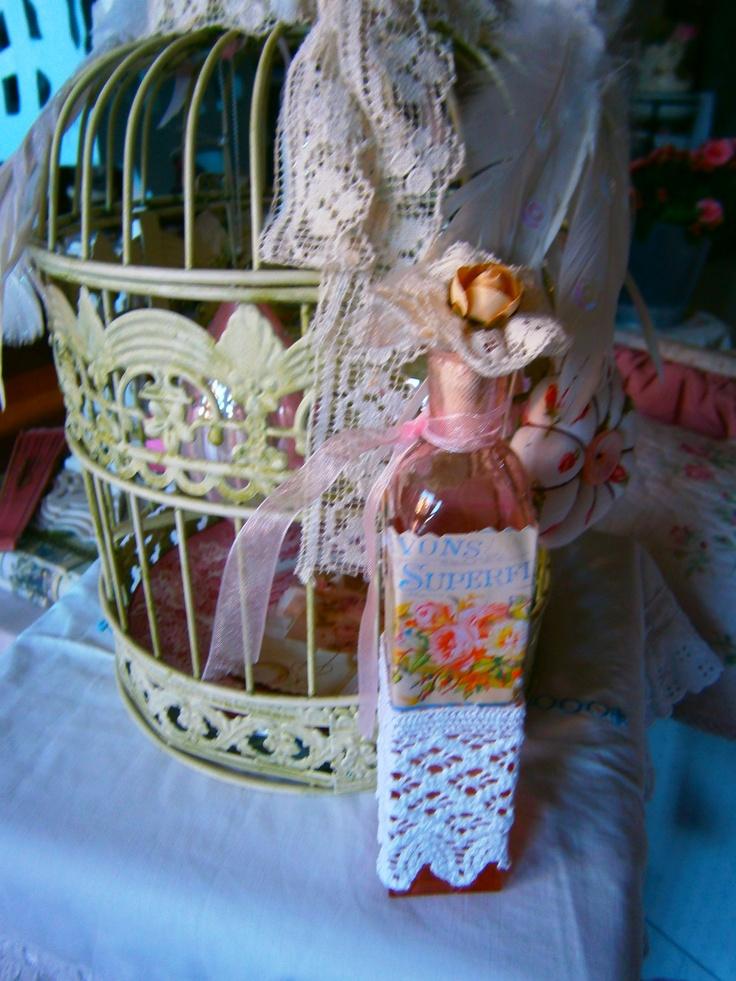 bottiglietta romantica