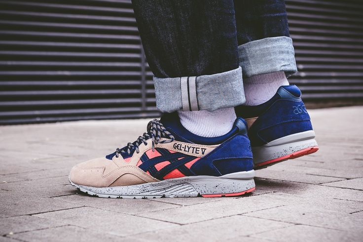"Asics - Gel-Lyte V Trail Pack""Peach"" - Bild 7"
