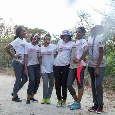 Black Opal Face Of Zimbabwe Boot Camp 2016 was awesome..... #BOFOZ2017 Start Thinking