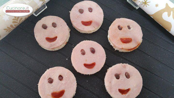 Merendine smile