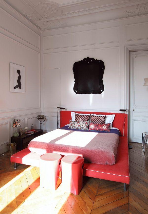 Capucine gougenheim geagea paris apartment habituallychic for Deco appartement olivia pope
