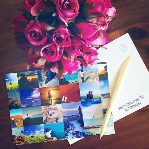 The reason I use @instagram is to communicate with amazing explorers all over the world - that's you! But now I want to make it personal. Let's be penpals! I have 50 postcards ready and waiting to tell wanderlust filled stories. Send me your name & postal address to my email (listed in bio) and be sure to include anything you want me to talk about. There's  only one rule - you must reply! I want to talk to you all. How  exciting. Talk soon everybody  xoxo