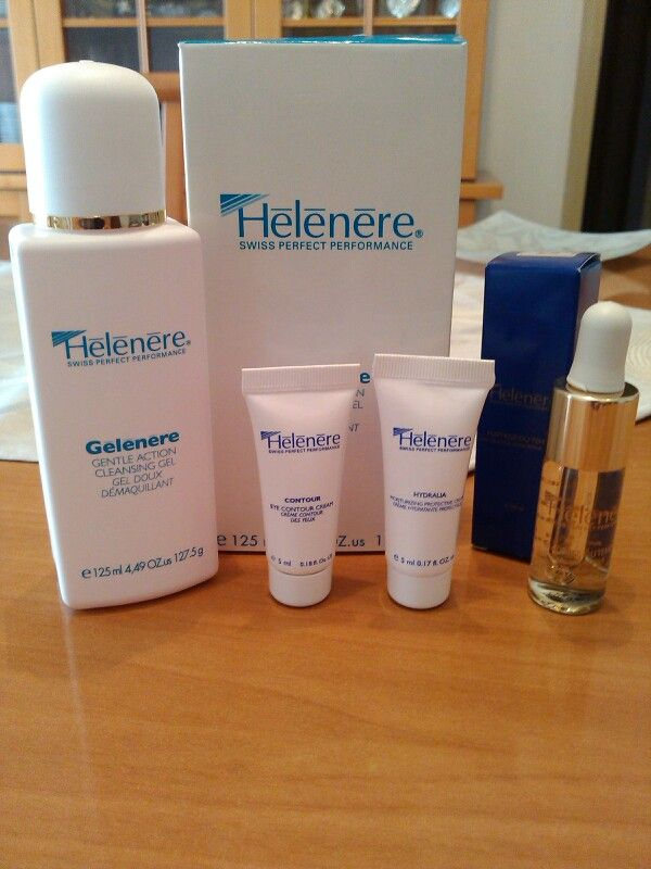 Hélénére swiss made skincare