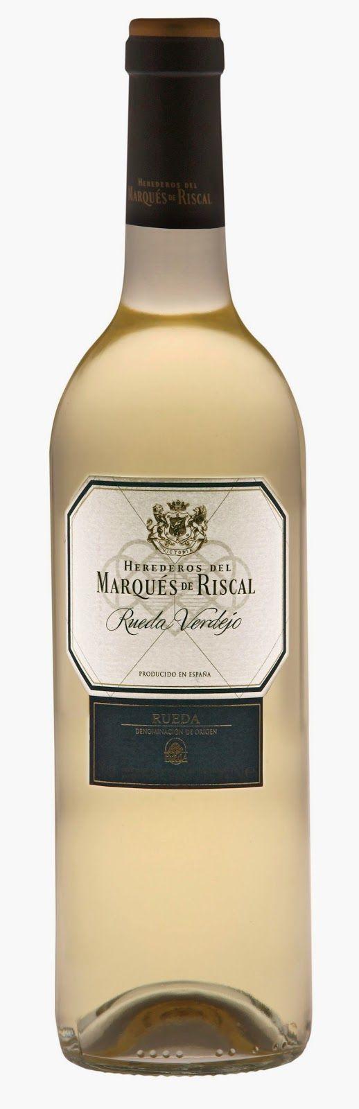 Disfrutar el Vino y Otras Delicias: MARQUES DE RISCAL, Rueda Verdejo 2013