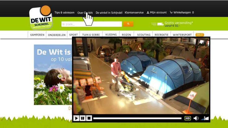 De Wit Schijndel - Vouwwagens, Barbecues, Sportkleding, Tuinmeubels, Zwe...