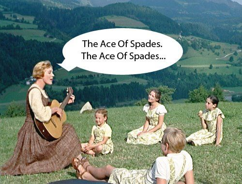 haha!Ace Of Spade, Hit The Floors, Iron Maiden, The Body, July Andrew, Funny, Sounds Of Music, Mornings Coffe, Heavy Metals