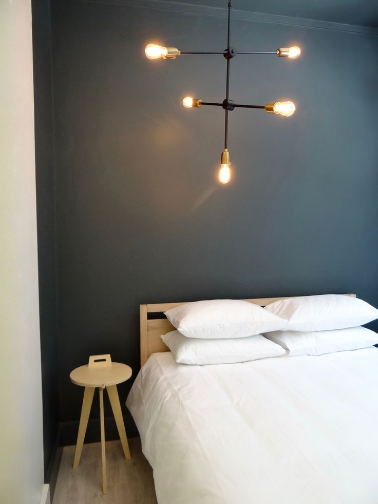 Micro hotel - the Parkhouse in Cape Town.