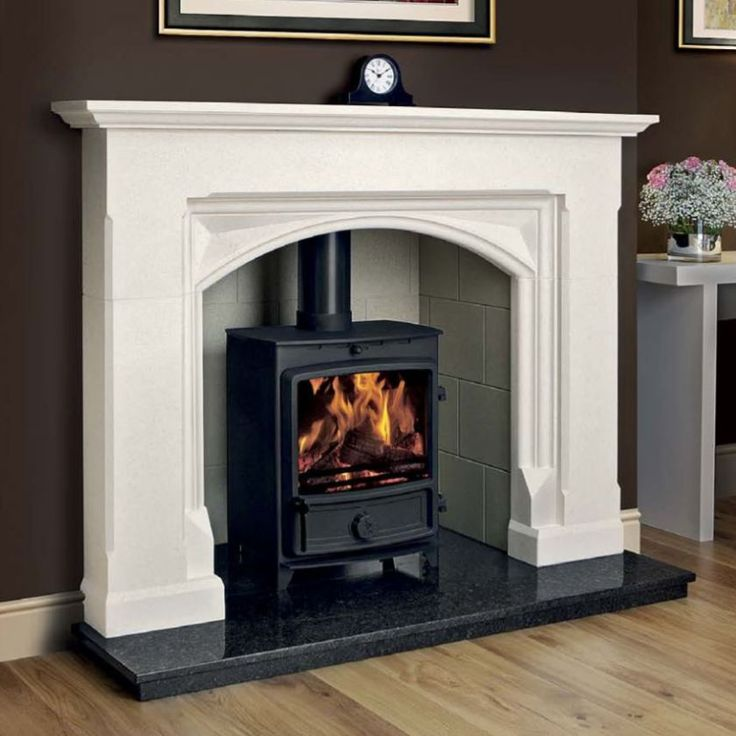 FIREPLACE SURROUND | Flames of Richmond | Gas, Electric, Wood burning fires & stoves, and fireplaces - Part 4