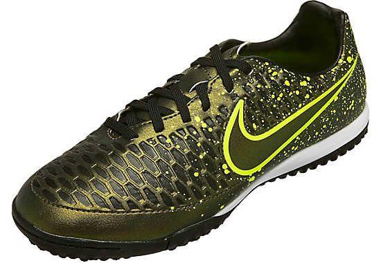 Nike Magista Onda TF Soccer Shoes - Dark Citron & Black | SoccerMaster.com  · Nike CleatsSoccer ...