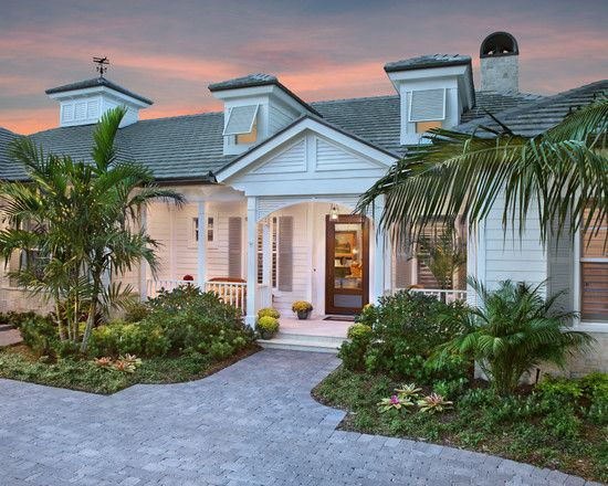 Best 25 florida homes exterior ideas on pinterest for West indies style house plans
