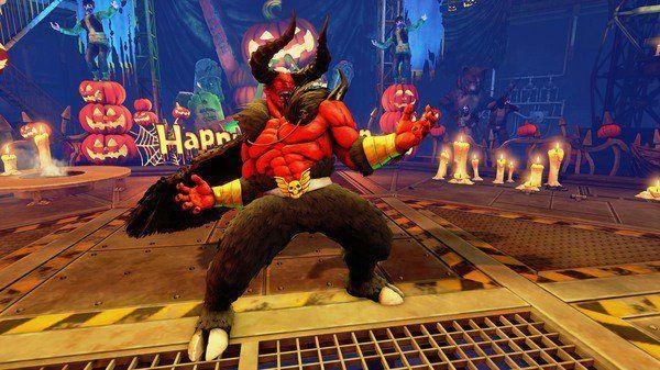 Capcom Bringing In New Street Fighter V Skins For Halloween