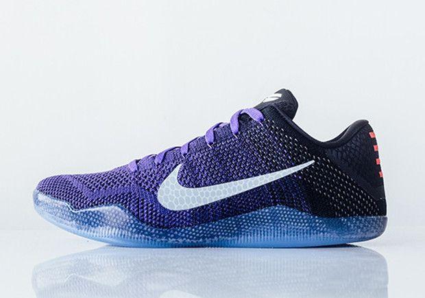 """Nike Kobe 11 """"Hyper Grape"""" Release Date"""