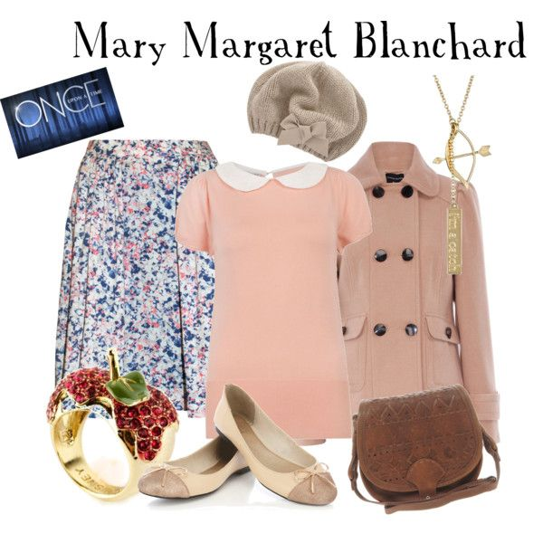 Mary Margaret Blanchard, created by marybethschultz on Polyvore
