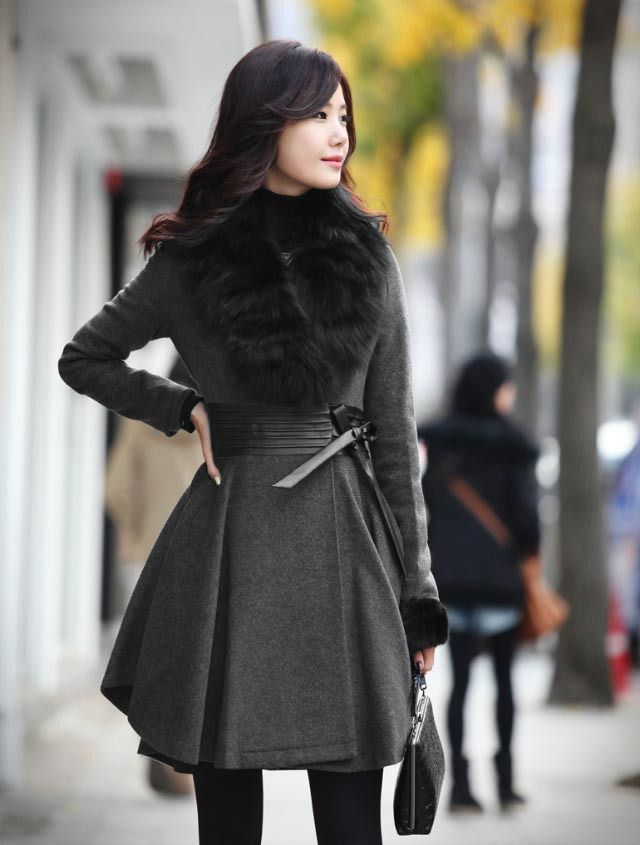 Images of Wool Winter Coats - Reikian