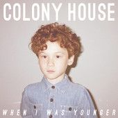 When I Was Younger, Colony House Pre-order special 9.99  Steven Curtis Chapman's son's band.  cool music! https://itunes.apple.com/us/album/when-i-was-younger/id876070472