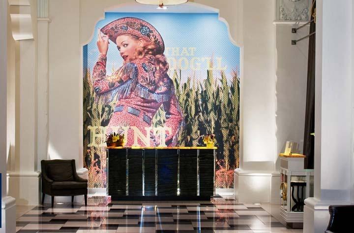 Padre Hotel Lobby