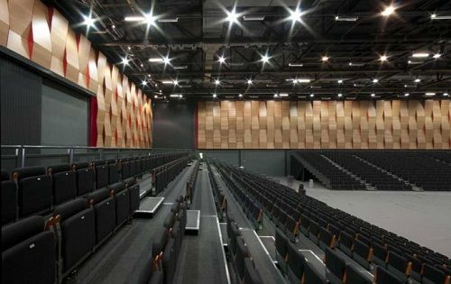ICC London ExCeL offers the UK's largest auditorium (up to 5,000), London's largest banqueting hall (3,000 guests) and a stunning, multi-function conference suite with fabulous reception areas (2,500 delegates).