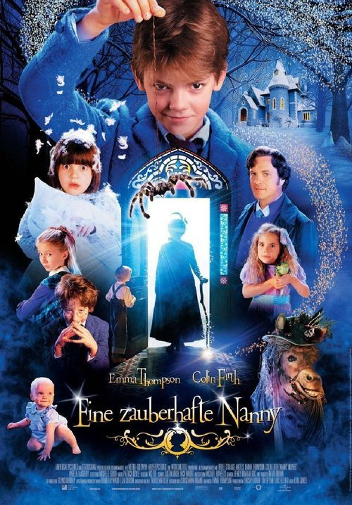 Nanny McPhee 【 FuII • Movie • Streaming
