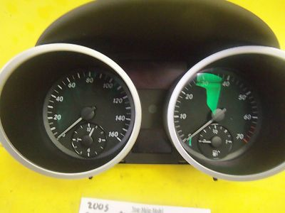 PLEASE CHECK ALL THE PICTURE TO SEE IF IT IS SAME WITH YOUR OLD SPEEDO CLUSTER. 2006 TO 2011 MERCEDES BENZ SLK 350 SLK280 INSTRUMENT SPEEDOMETER CLUSTER 1715401247 ALL THIS NEMBER ALL THE SAME  1715401247; 1715401447; 1715401747    Mercedes SLK 280 Convertible  2006, 2007, 2008, 2009, 2010, 2011 Mercedes SLK 300 Convertible  2006, 2007, 2008, 2009, 2010, 2011 Mercedes SLK 350 Convertible  2005, 2006, 2007, 2008